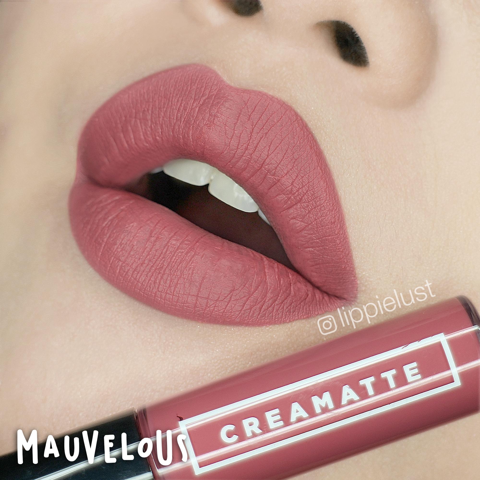 [SWATCHED] Emina Creamatte Lip Cream – LIPPIELUST