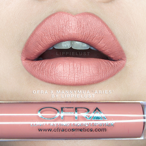 OFRA X Mannymua Aries