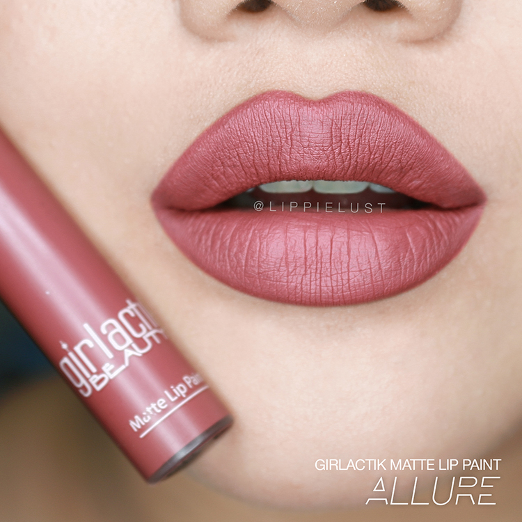 SASC Official sascofficial Ultimatte Lip Liquid swatches! Im in