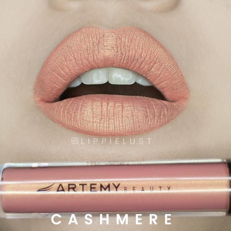 [SWATCHED] Artemy Beauty Lipmatte – LIPPIELUST