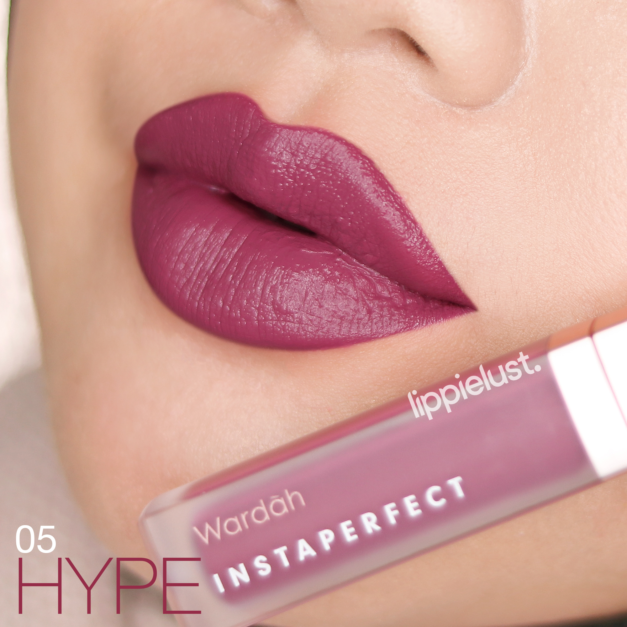 Warna Lipstik Wardah Matte Cream Untuk Bibir Hitam