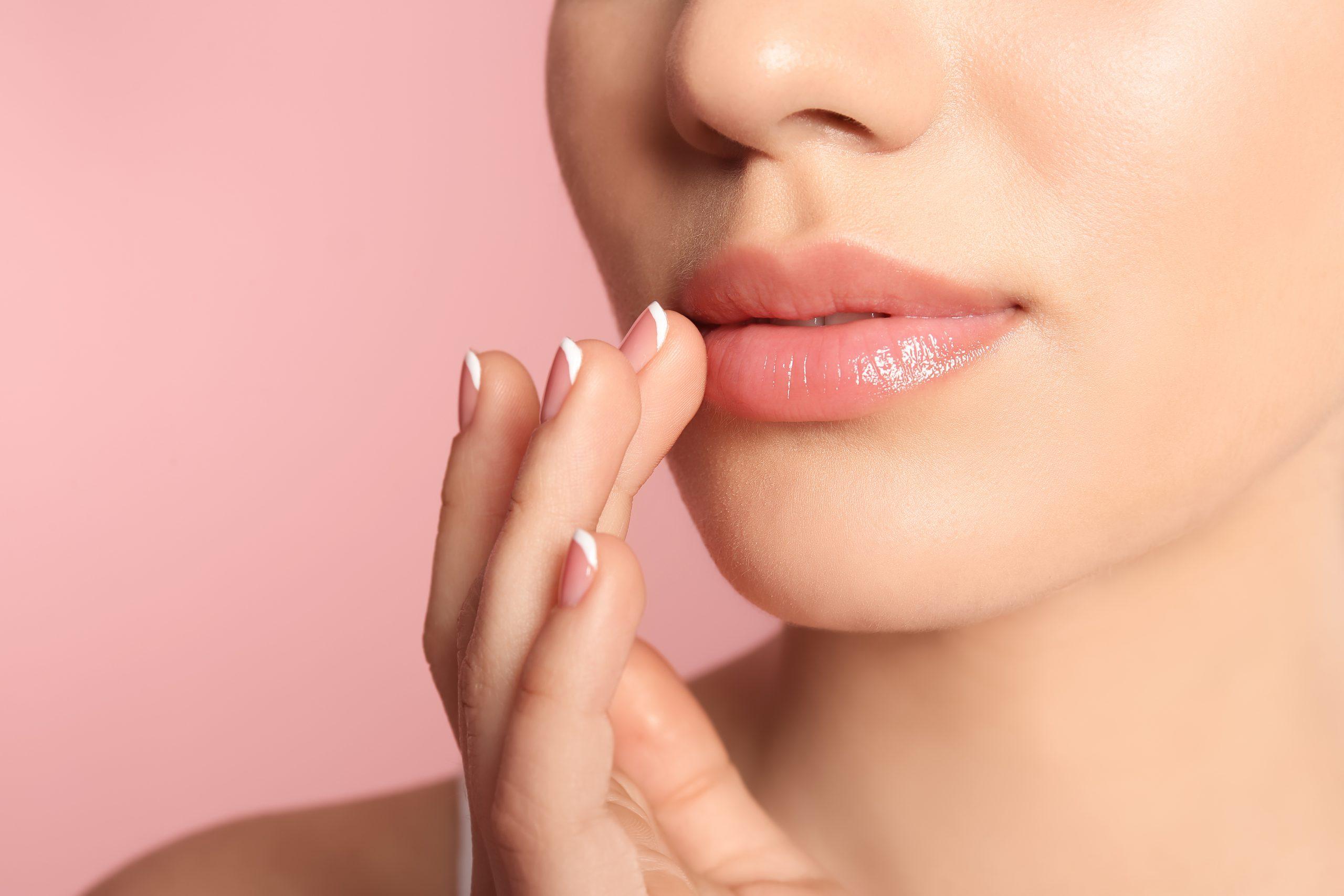 Eksfoliasi untuk Mencerahkan Bibir